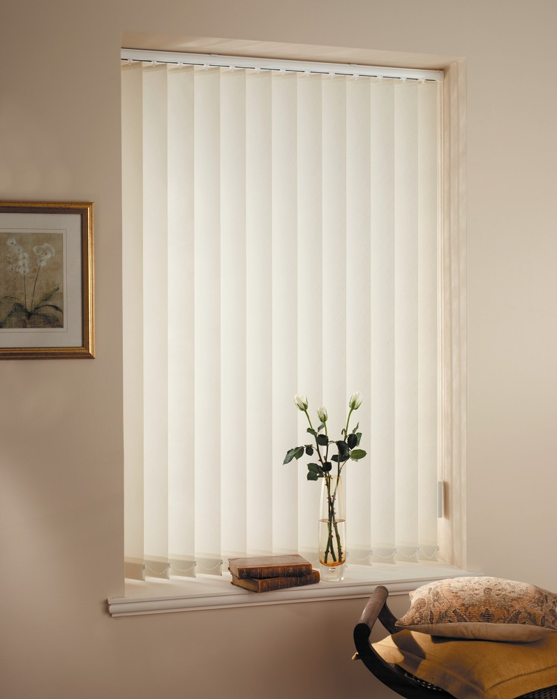 The Enduring Appeal of Beautiful Vertical Blinds